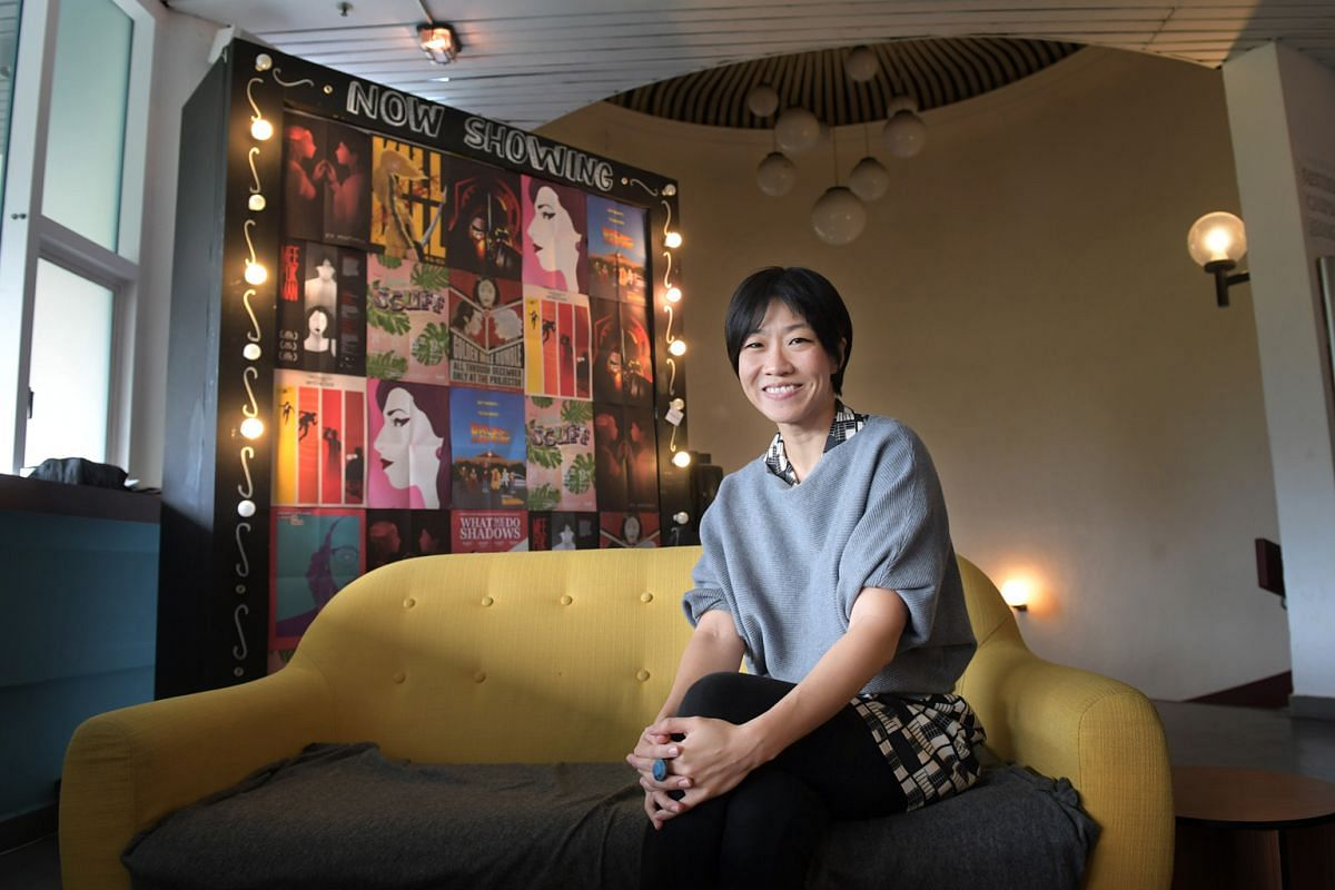 Ms Karen Tan first saw the cinema halls on the fifth floor of Golden Mile Tower, which later became The Projector, in 2014.