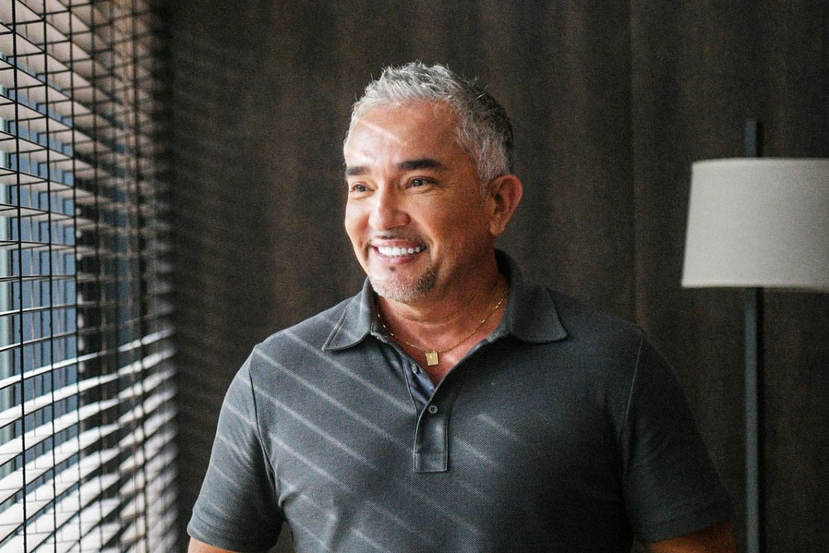 After his divorce and suicide attempt, Cesar Millan swore to live by a new maxim: ownership, control and leadership. He has found a new love and developed other TV series including Dog Nation, which he co-hosts with his elder son Andre. He also worke