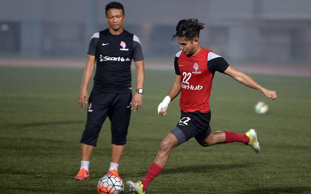 Football: 5 things to know about singaporean midfielder christopher